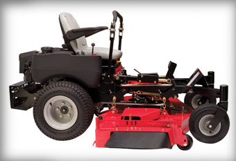 Gravely ZT HD 60 Mower.  May not be actual unit!