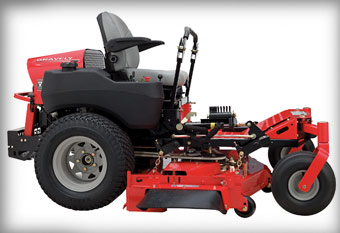 Gravely 260XDZ Zero Turning Radius Commercial Mower. 60 inch cut.