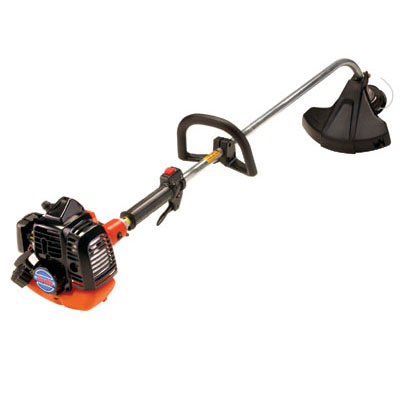 225C curved shaft trimmer. Straight shaft trimmers also available